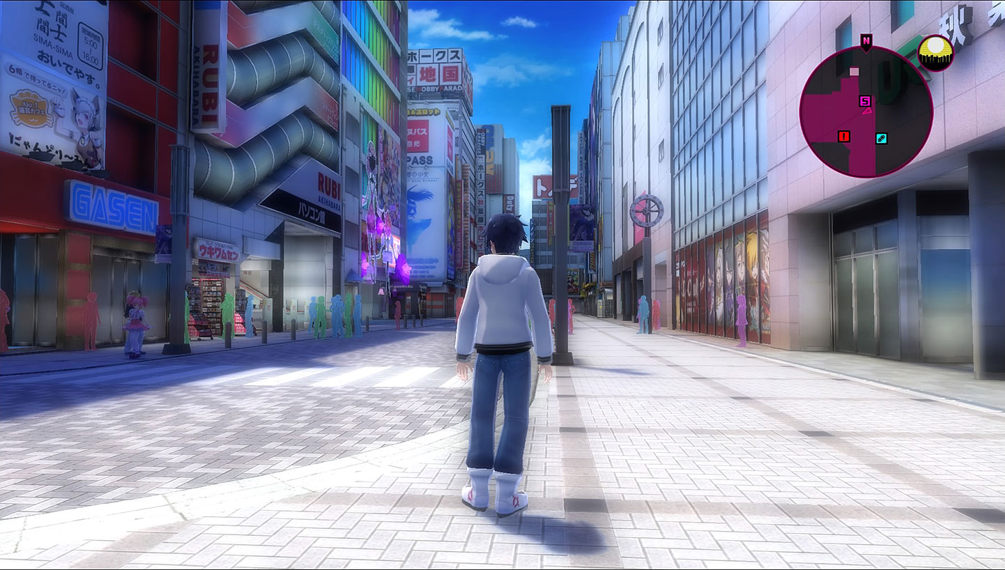 Akiba's Beat - Real-Life Setting with a Fantastical Spin Image 1