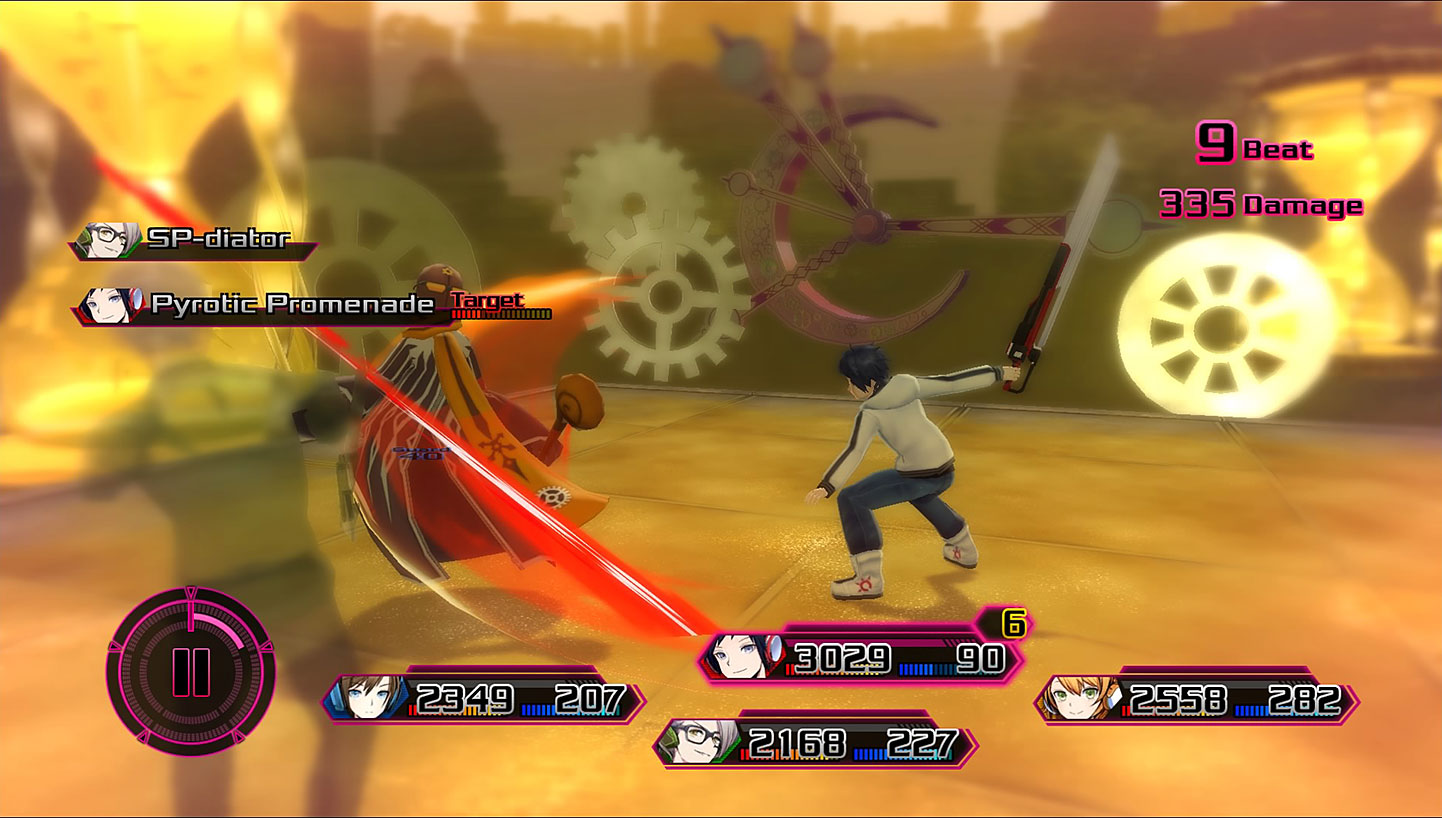 Akiba's Beat - Real-Time Action RPG Combat Image 1