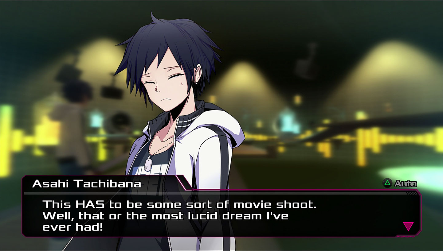 Akiba's Beat - Real Mystery with a Touch of Satire Image 1